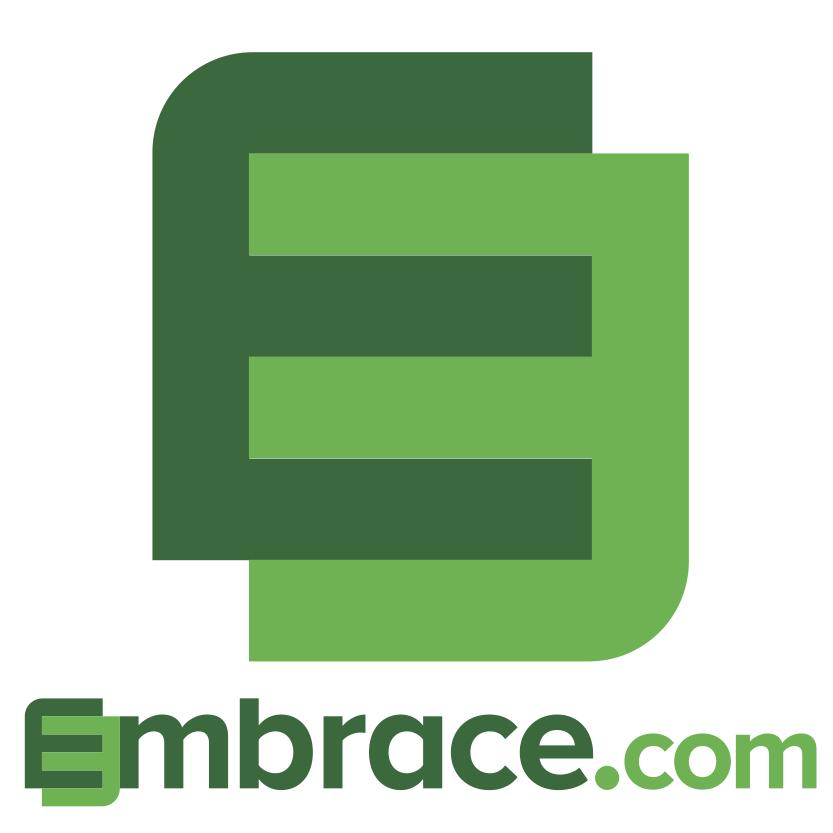 Embrace logo copy