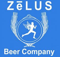 Zelus beer company logo